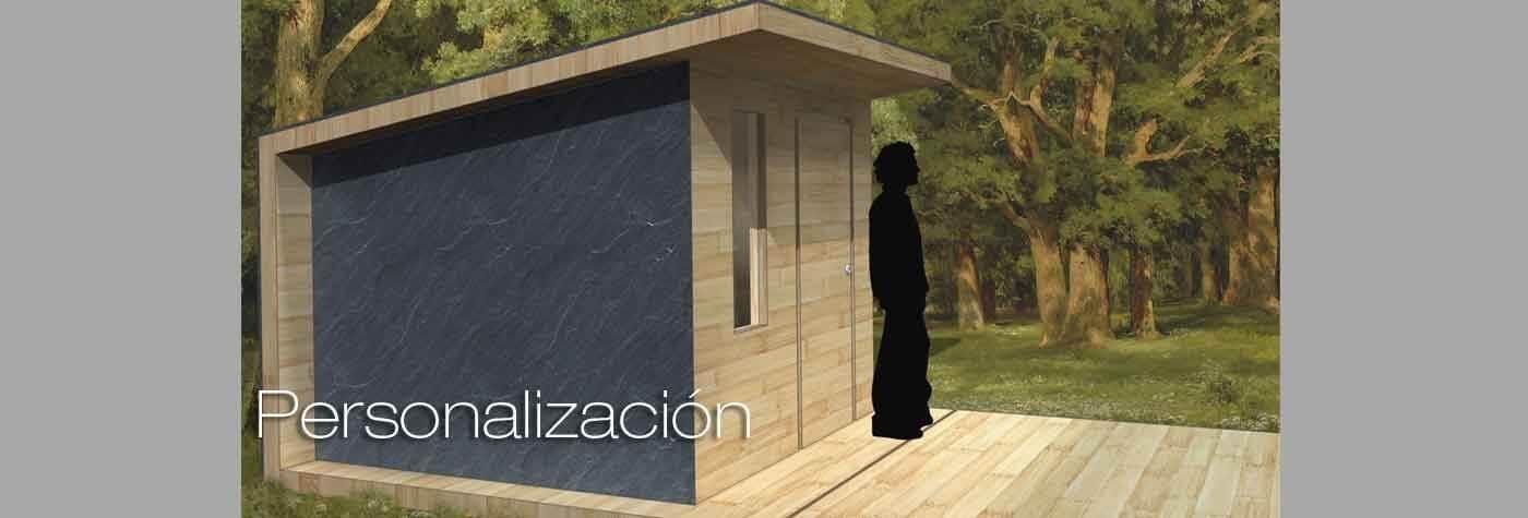 modulos de madera
