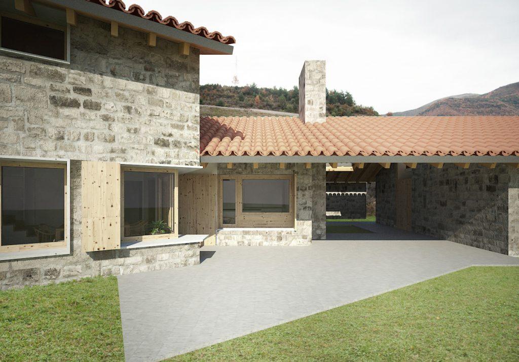 Primera casa pasiva de madera en Aragón