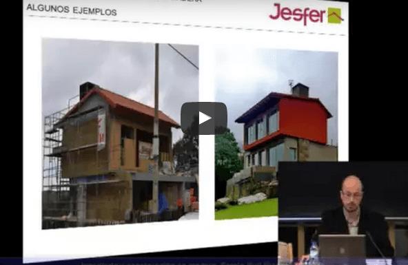 Post del vídeo sobre Ingenieria y construccion en madera