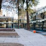 Biblioteca Casa de Fieras. Parque del Retiro (Madrid)