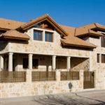 Estructura y cerramiento cubierta vivienda unifamiliar. Guadalix de la Sierra (Madrid)