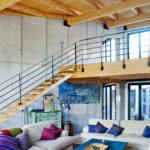 Estructura y cerramiento de cubierta y forjados + escalera. Aravaca (Madrid)