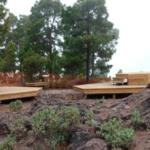 Jesfer llega hasta Canarias con esta estructura de madera